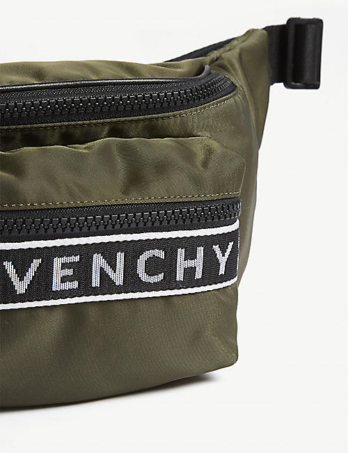 GIVENCHY 光 3 皮带袋