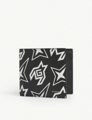 GIVENCHY Cosmic print wallet