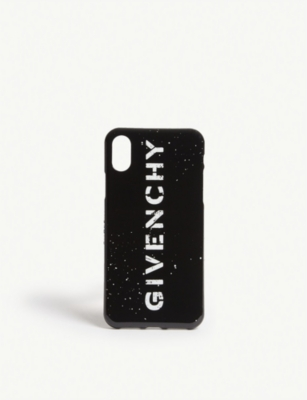 GIVENCHY Stencil iPhone X/XS case