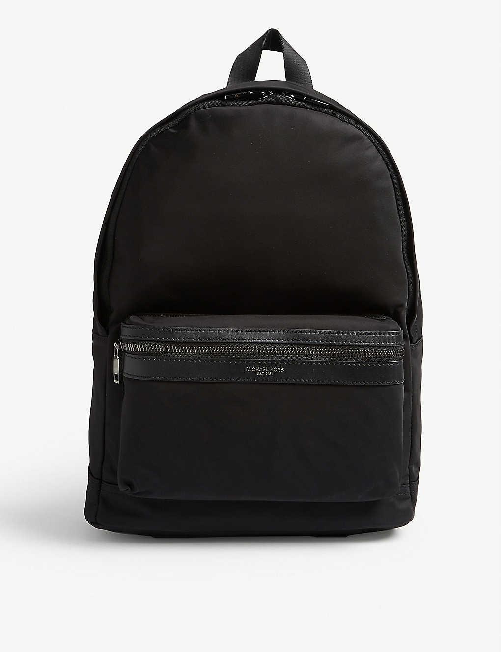 baca3596a3ed80 MICHAEL KORS - Kent nylon backpack | Selfridges.com