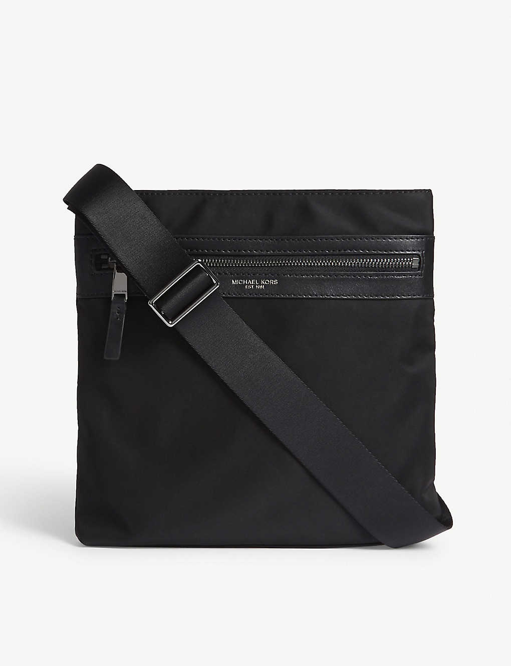 09dce725e19b MICHAEL KORS - Kent nylon cross-body bag | Selfridges.com