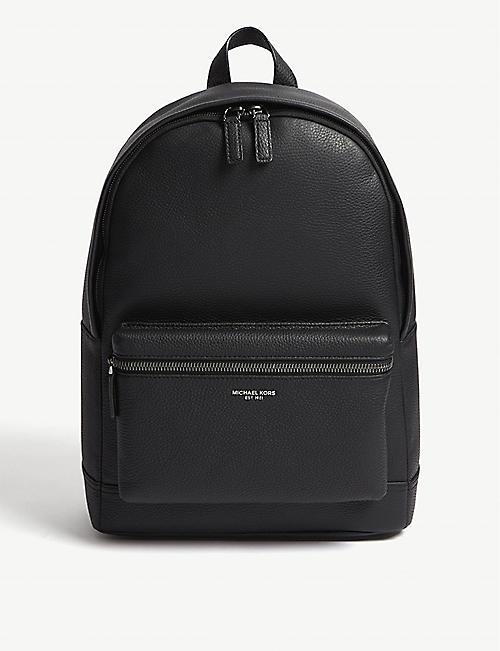 e3caeec2579d ... black for men cf043 c43af; usa michael kors bryant pebbled leather  backpack f0fc6 aa376