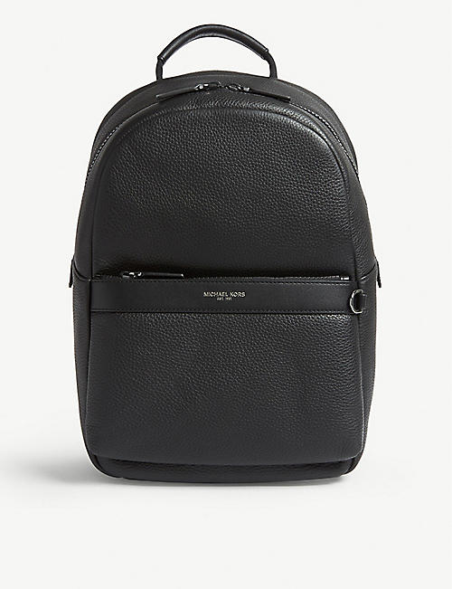 MICHAEL KORS Greyson leather backpack