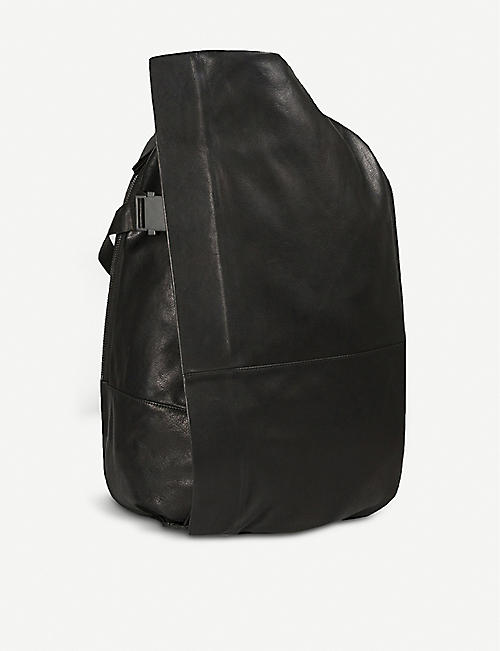 COTE & CIEL Isar leather backpack