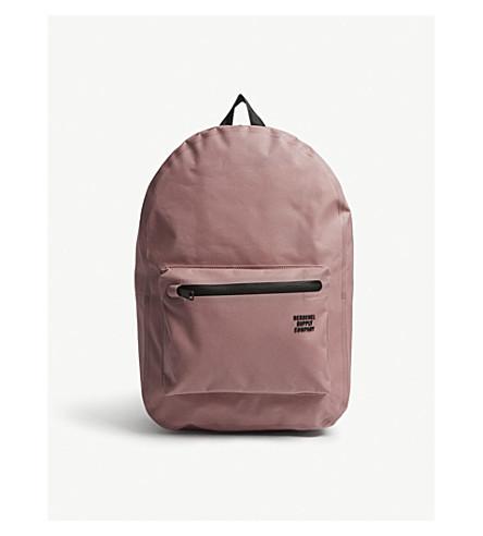 ... HERSCHEL SUPPLY CO Studio Settlement tarpaulin backpack (Ash+rose.  PreviousNext 833b181faad8d