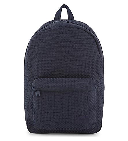 4d422715214 HERSCHEL SUPPLY CO Lawson woven backpack (Peacoat