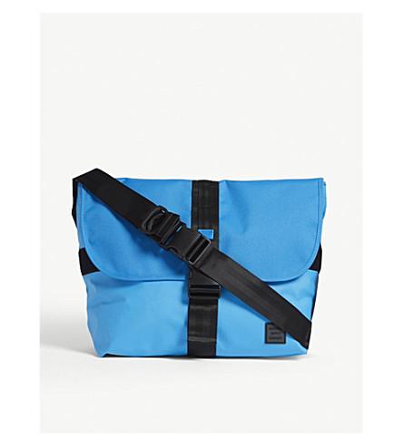 14b6bc20ef3c ... HERSCHEL SUPPLY CO Odell messenger bag (Blue+black. PreviousNext