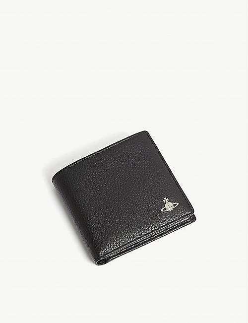 VIVIENNE WESTWOOD Milano Man wallet with coin pocket