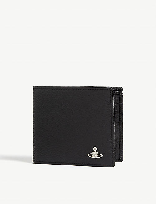 VIVIENNE WESTWOOD Milano leather wallet