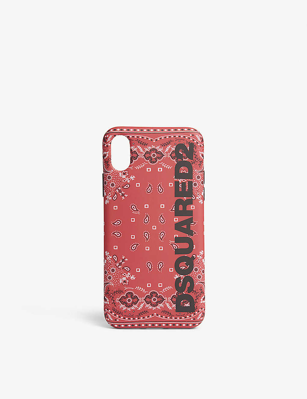 new york f7eab 52896 DSQUARED2 ACC - iPhone X phone case | Selfridges.com