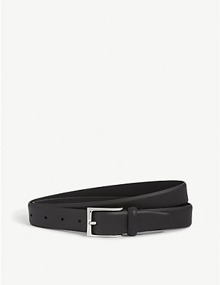 ANDERSONS: Soft leather belt