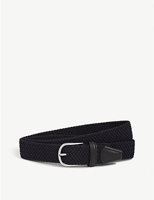 ANDERSONS: Elasticated woven belt
