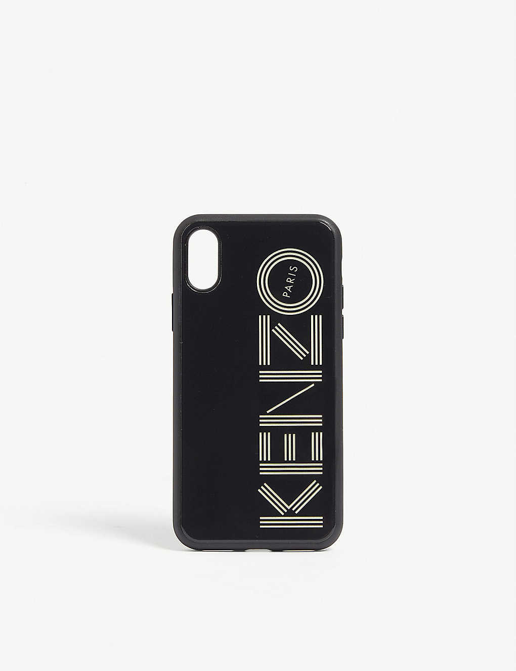 online retailer f759a 48229 Logo tempered glass iphone X case