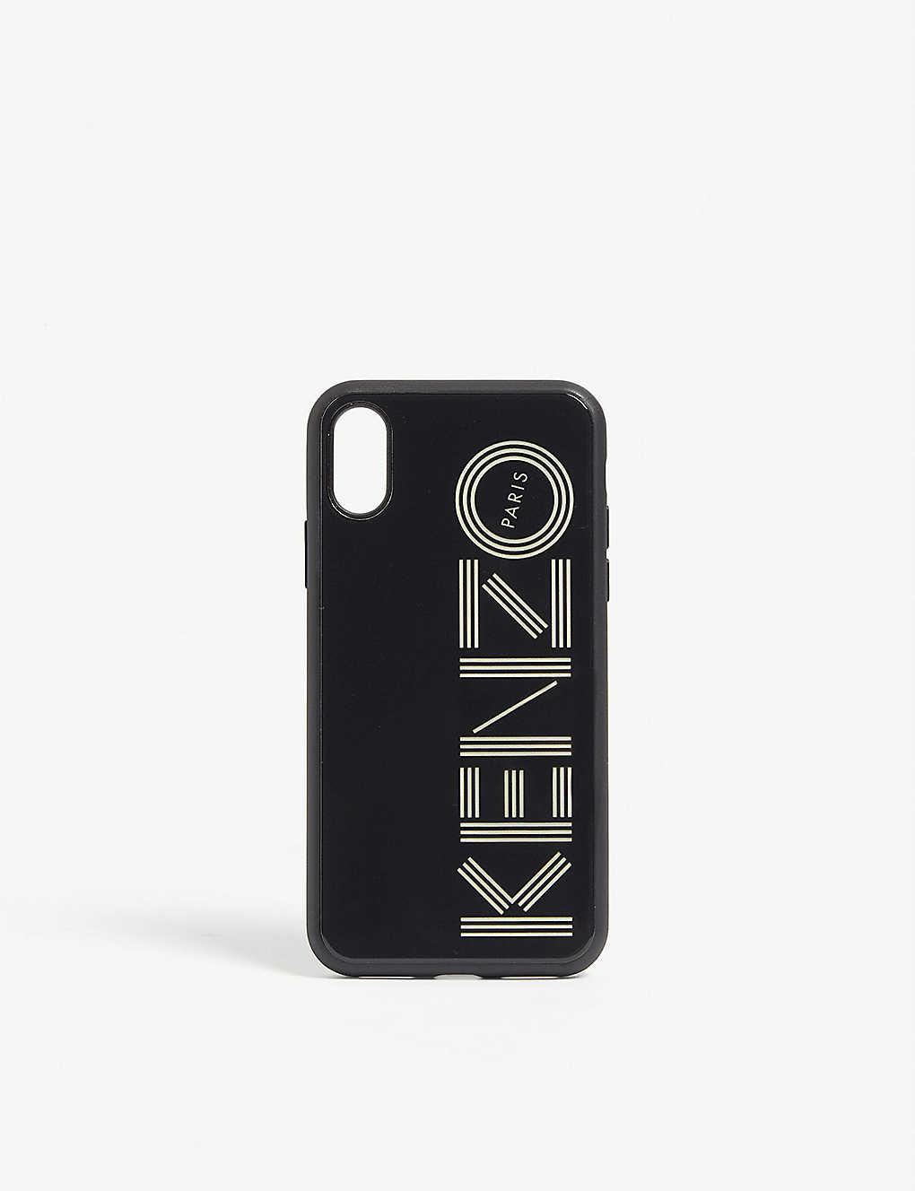 online retailer 0b2b3 b61f3 Logo tempered glass iphone X case