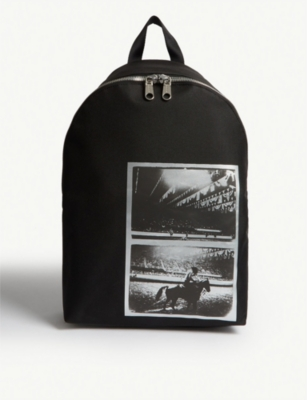 CALVIN KLEIN Andy Warhol backpack