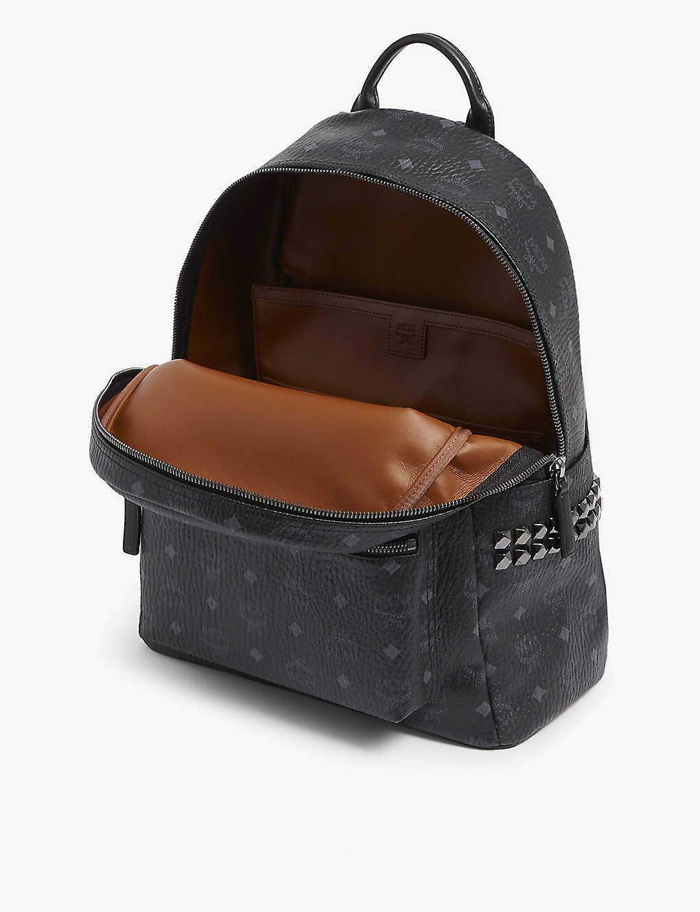 83f05c9e81b9e MCM - Medium stark backpack | Selfridges.com