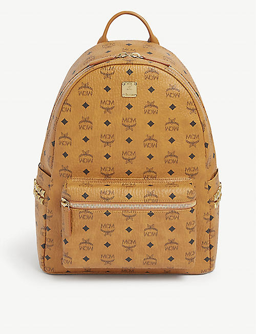 MCM Medium stark backpack 83d2b0e4f7f