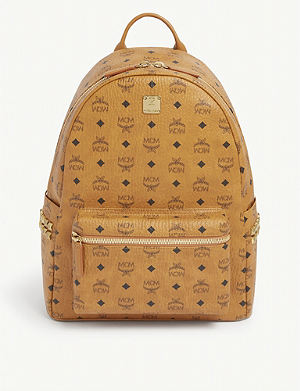 MCM Medium stark backpack. MCM. Medium stark backpack. MCM Kreuzberg waterproof  coated canvas backpack 08281ab104526