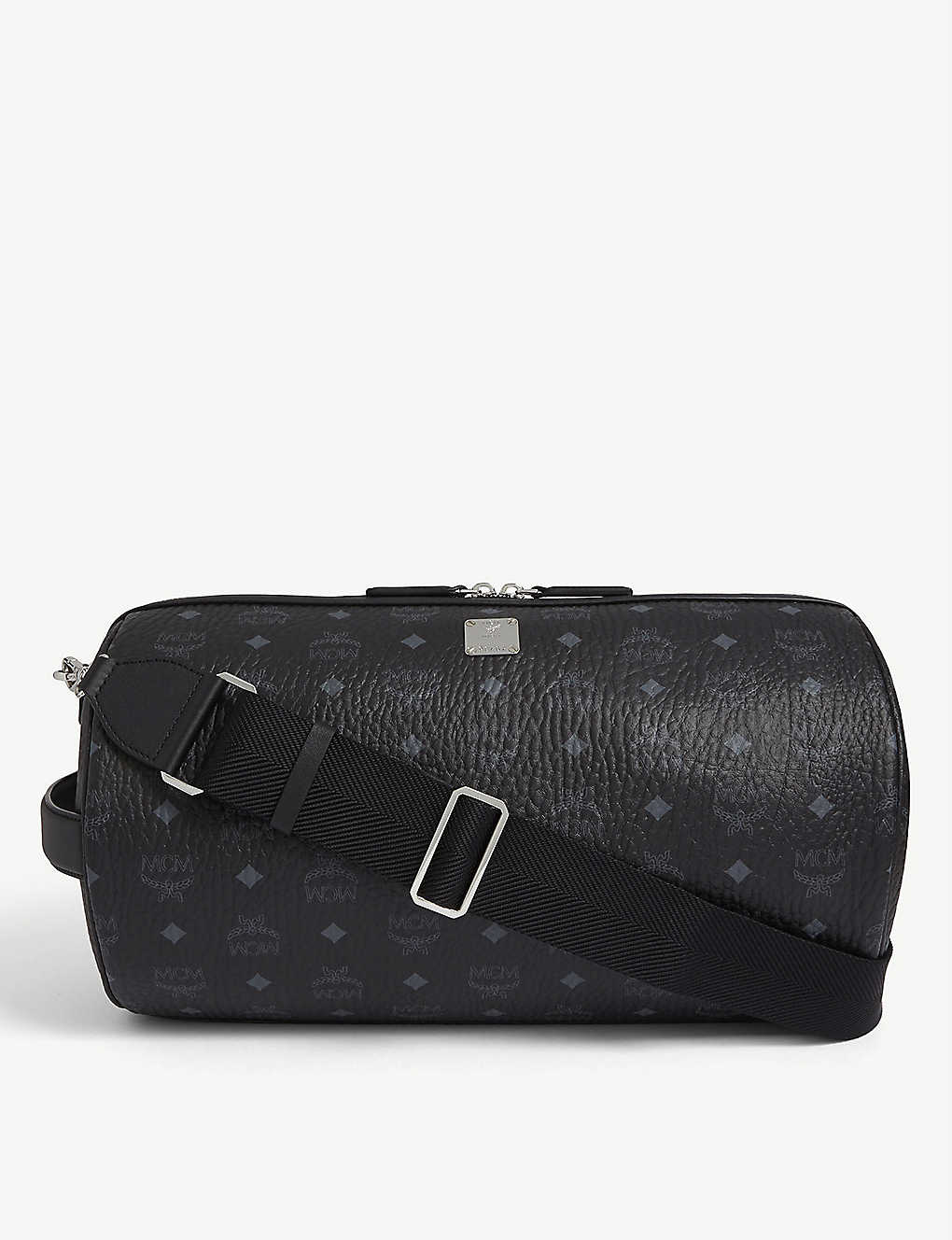 MCM: Visetos print cross-body bag