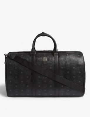 MCM Visetos canvas weekend bag