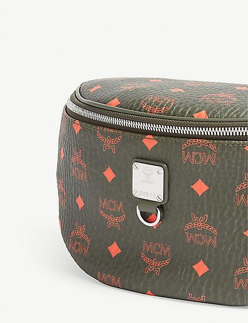 536a7c47ae MCM Fursten visetos-printed belt bag. Quick Shop