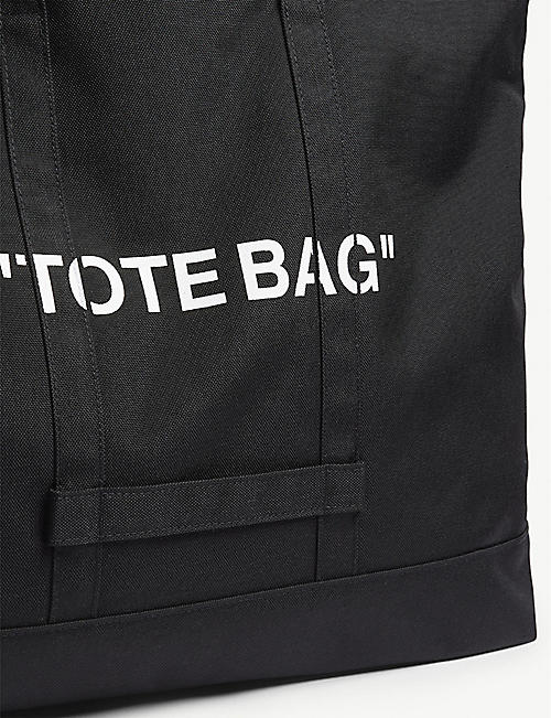 OFF-WHITE C/O VIRGIL ABLOH Quote 托特包