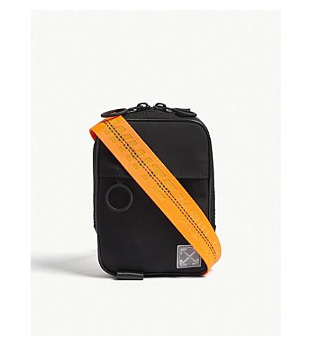 27082962c981 OFF-WHITE C O VIRGIL ABLOH - Industrial tape mini cross-body bag ...