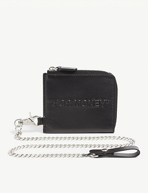 OFF-WHITE C/O VIRGIL ABLOH Quote chain purse