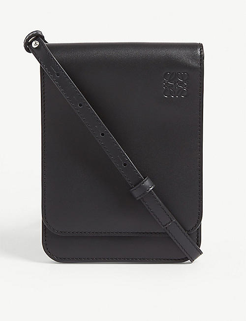LOEWE Leather cross-body bag
