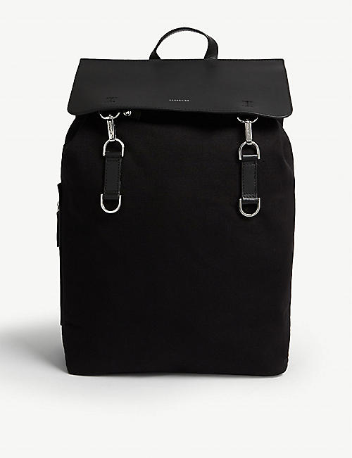 SANDQVIST Hege canvas backpack