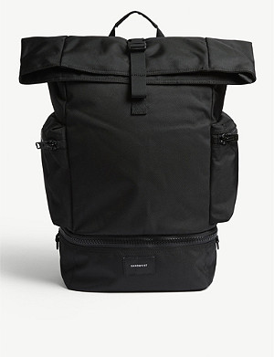 SANDQVIST Verner nylon backpack