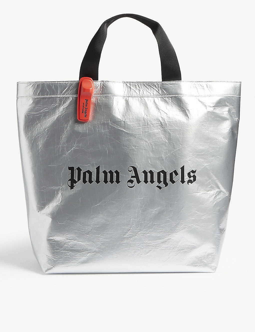 PALM ANGELS: Logo shopper