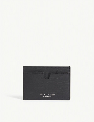 1017 ALYX 9SM Ryan leather card holder