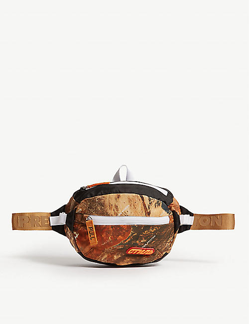 HERON PRESTON Camouflage belt bag