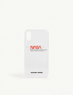 HERON PRESTON NASA iPhone XS case