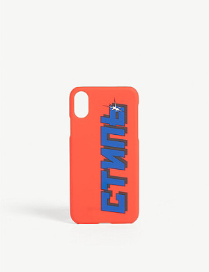 HERON PRESTON СТИЛЬ iphone xs case