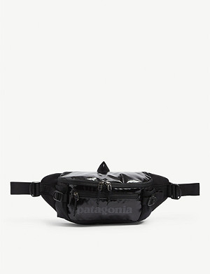 PATAGONIA Black Hole nylon bum bag