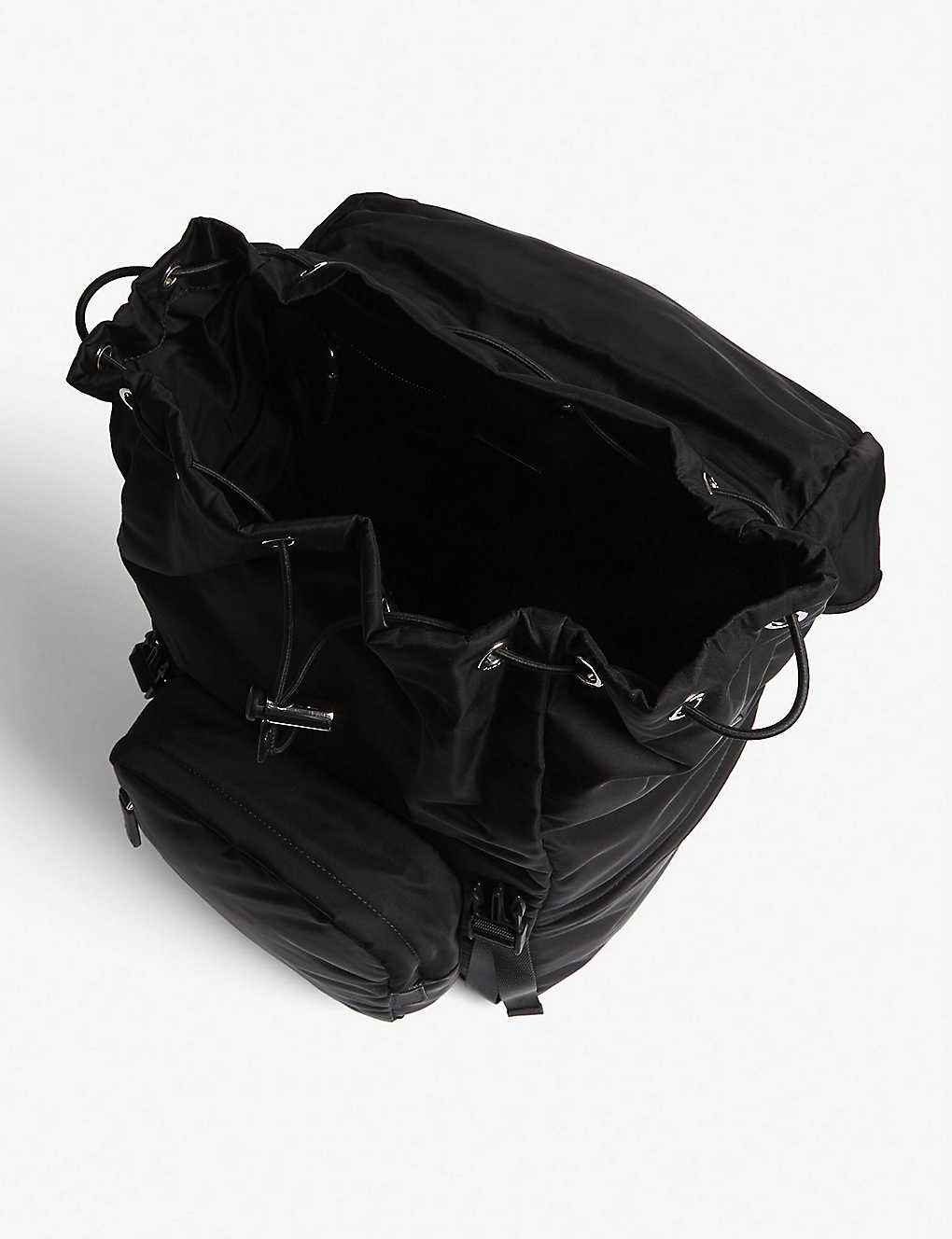 e60b935f414e PRADA - Nylon technical backpack   Selfridges.com