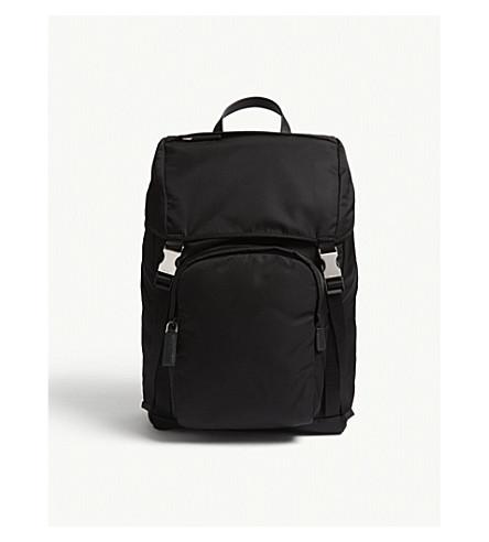 d5b399061ec4 PRADA - Nylon technical backpack | Selfridges.com