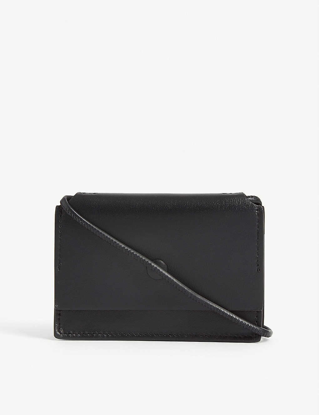 ACNE STUDIOS: Leather coin purse