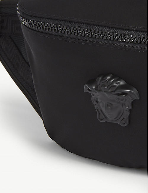 VERSACE Medusa nylon belt bag