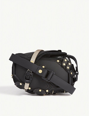 INNERRAUM Clutch shell cross-body bag