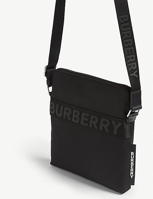 BURBERRY Nylon cross-body bag