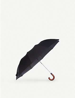 FULTON: Magnum wooden handle umbrella