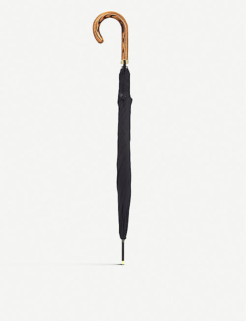 FULTON Commissioner wooden crook umbrella
