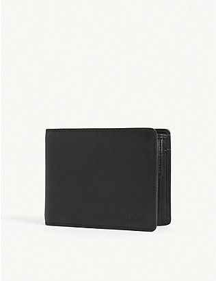 BOSS: Asolo leather wallet