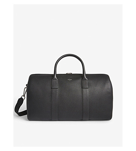 949f9eae5f ... best price mulberry reston leather holdall black 3e454 a85a8
