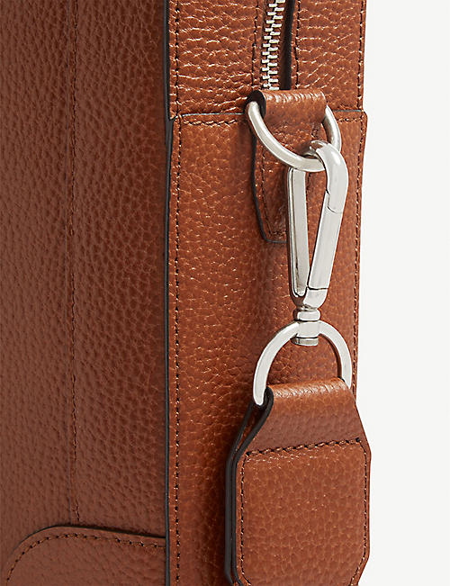MULBERRY Belgrave leather document holder