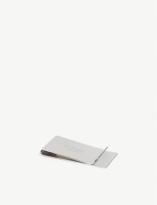 MULBERRY Logo money clip