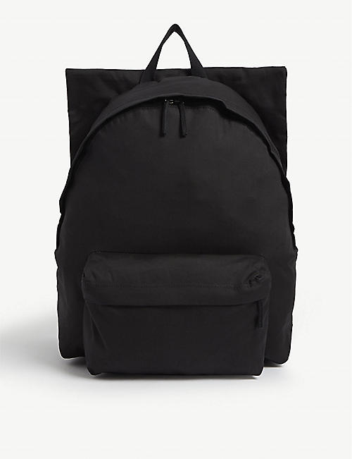 EASTPAK Raf Simons Punk couple poster backpack